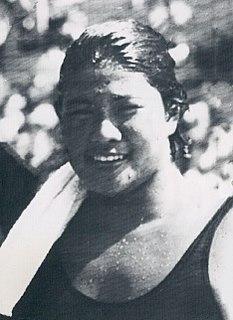 Evelyn Kawamoto American swimmer