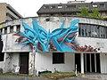 Ex biglietteria SITA, graffiti (Rovigo) 02.jpg