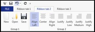 Ribbon (computing)