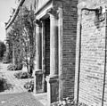 Exterieur RECHTER BOUWHUIS, POORT - Heemstede - 20295235 - RCE.jpg