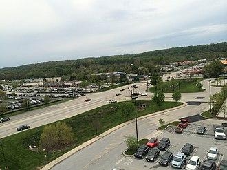 Exton, Pennsylvania - Image: Exton PA