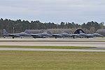 F-15 Eagle Quintet, RAF Lakenheath. 22nd April 2016 (30788376382).jpg