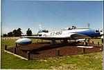 F-80, Castle Air Museum (4682655136).jpg