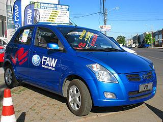 FAW Weizhi V2
