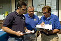 FEMA - 32528 - FEMA Community Relations workers and SBA in Queens.jpg