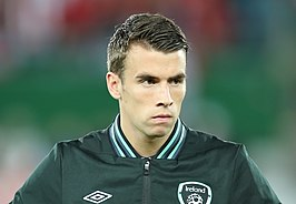 FIFA WC-qualification 2014 - Austria vs Ireland 2013-09-10 - Seamus Coleman 02.jpg