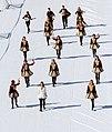 FIL 2012 - Arrivée de la grande parade des nations celtes - Rinceoiri cois laoi.jpg