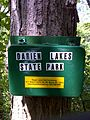 FLT CT08 5.5 mi - Trail register (steel) in Darien Lake S. P. - panoramio.jpg