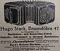 Fabrica de bandoneones y concertinas Hugo Stark , Klingenthal. Alemania.jpg