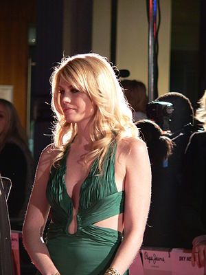 Meredith Ostrom - Ostrom at the Factory Girl premiere in 2007