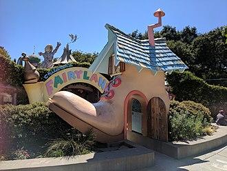 Children's Fairyland - Entrance to Children's Fairyland.