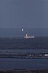 Falcon Heavy side boosters landing at KSC 06.jpg