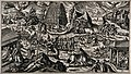 Famous scenes from the Old Testament. Engraving by M.T. Wellcome V0034365.jpg