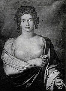 Dunckers Ehefrau Fanny. (Quelle: Wikimedia)