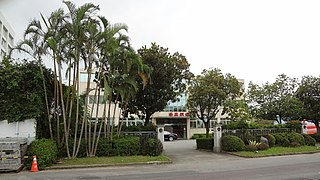 Far Eastern Air Transport airline with its head office in Songshan District, Taipei, Taiwan (Republic of China)
