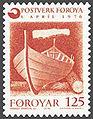 Faroe stamp 015 faroese boat.jpg
