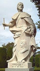フェルナンド3世 (カスティーリャ王)'s relation image