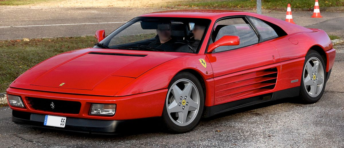 ferrari 348 wikipedia. Black Bedroom Furniture Sets. Home Design Ideas