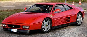Ferrari 348 - Image: Ferrari 348 Flickr Alexandre Prévot (2) (cropped)