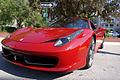 Ferrari 458 2011 Italia LFront CECF 9April2011 (14414488687).jpg