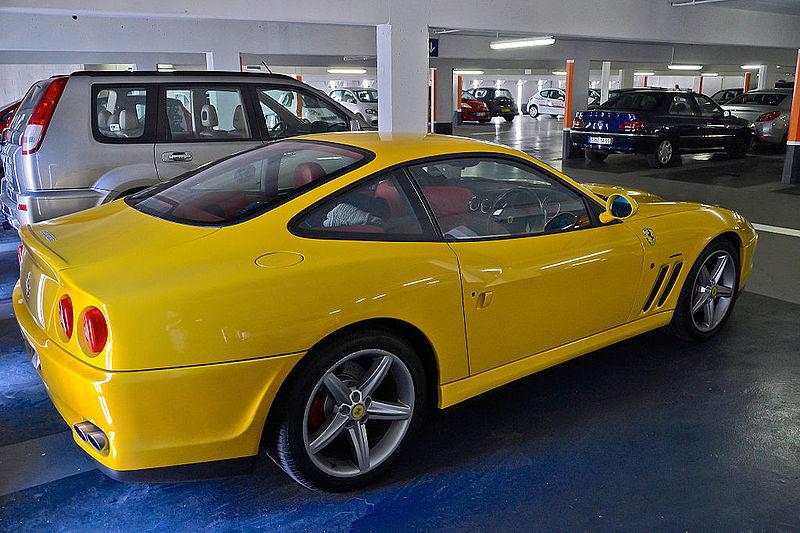 File:Ferrari 575M Maranello - Flickr - Alexandre Prévot (2).jpg