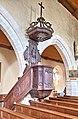 Feuquières - Eglise Notre-Dame - La chaire - WP 20190427 14 55 44 Rich.jpg