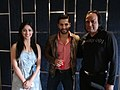 Film Badlapur star cast with suresh sharma.jpg
