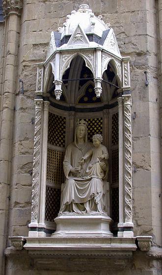 Orsanmichele - Image: Firenze Orsanmichele 10