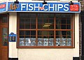 Fish and Chip Shop, Beal Lane, Shaw - geograph.org.uk - 265547.jpg