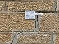 Fissure Église St Cyr Façade Ouest St Cyr Menthon 1.jpg