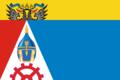 Flag of Aksai rayon (Rostov oblast).png