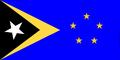 Flag of Cova Lima 2014.png