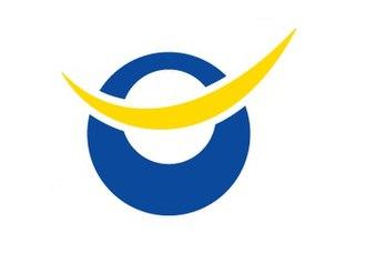Date City, Fukushima - Image: Flag of Date Fukushima