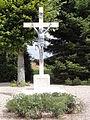 Flavy-le-Martel (Aisne) croix de chemin.JPG