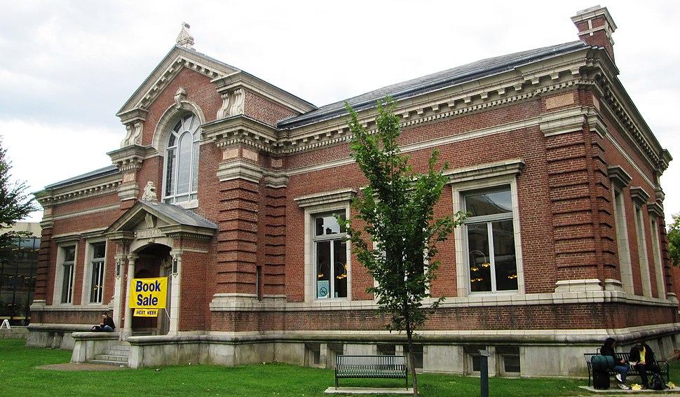 Fletcher Free Library Burlngton Vermont