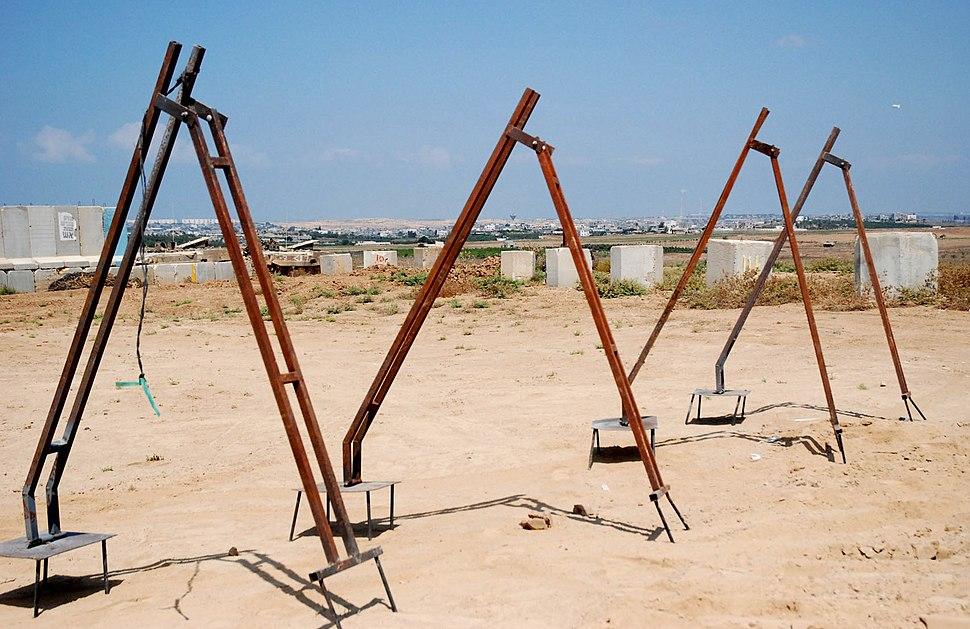 Flickr - Israel Defense Forces - Soldiers Find Qassam Rocket Launchers in Gaza