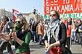 Flickr - NewsPhoto! - NATO protest Strasbourg 4-4-09 (14).jpg