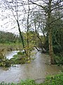 Flooding at Cleveley Oxfordshire - geograph.org.uk - 286824.jpg