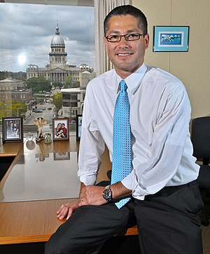 Manuel Flores (American politician) - Image: Flores Headshot