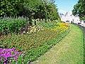 Flowerbed, St James's Park, London SW1 - geograph.org.uk - 1409078.jpg