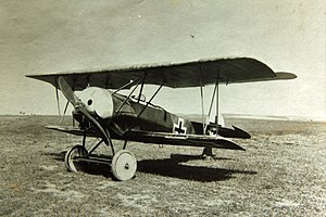 Fokker D.VI - Fokker D.VI
