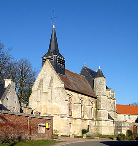 Eglise de Folleville