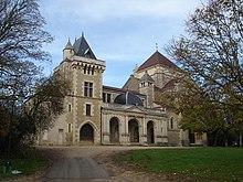 Geburtshaus in Fontaine-lès-Dijon (Quelle: Wikimedia)