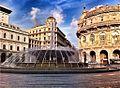 Fontana di Piazza De Ferrari a Genova.JPG