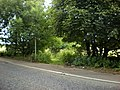 Footpath from A644 to Coley Road - geograph.org.uk - 1438967.jpg