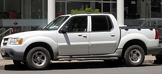 Ford Explorer Sport Trac A sport utility truck produced by Ford from 2001 to 2010.