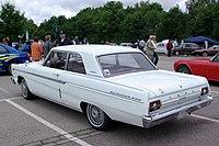 1965 Ford Fairlane 500 2 Door Sedan
