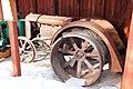 Fordson F traktori Sallan sota- ja jälleenrakennusajan museossa.JPG