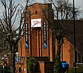 Former church Secombe Theatre building, SUTTON, Surrey, Greater London - Flickr - tonymonblat.jpg