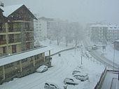 Formigal (Huesca) in inverno